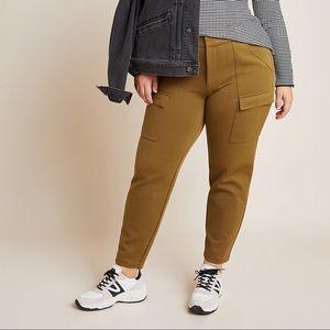 Knit Cargo Pants ANTHRO
